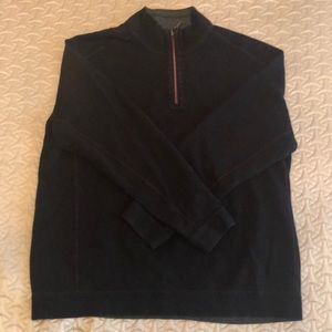Tommy Bahama Flipsider Half-Zip Sweatshirt, XL